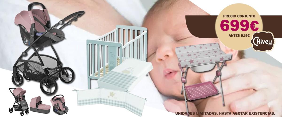 Promoción especial recién nacido